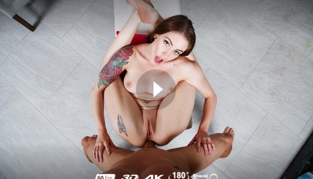 VR porn anal video