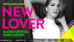 Sex VR Alexis Crystal
