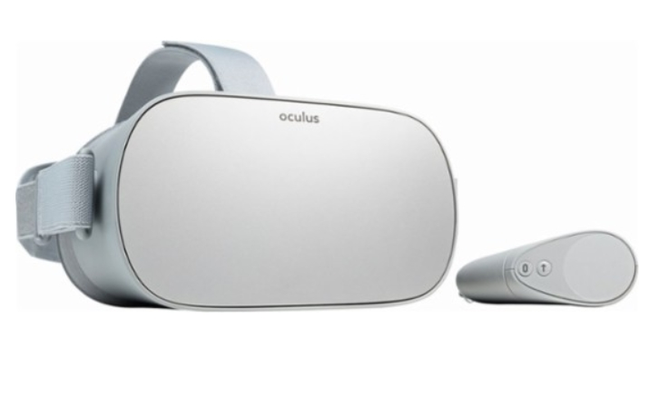 Oculus GO VR porn video